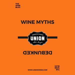 Image Wine Myths blog post
